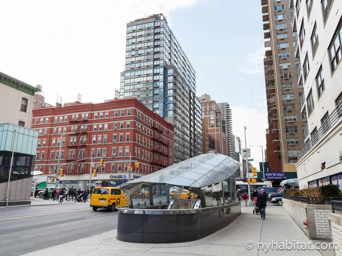 Wohnungsvermietung in new york 2 zimmer upper east side ny 17363 - New york wohnungen ...