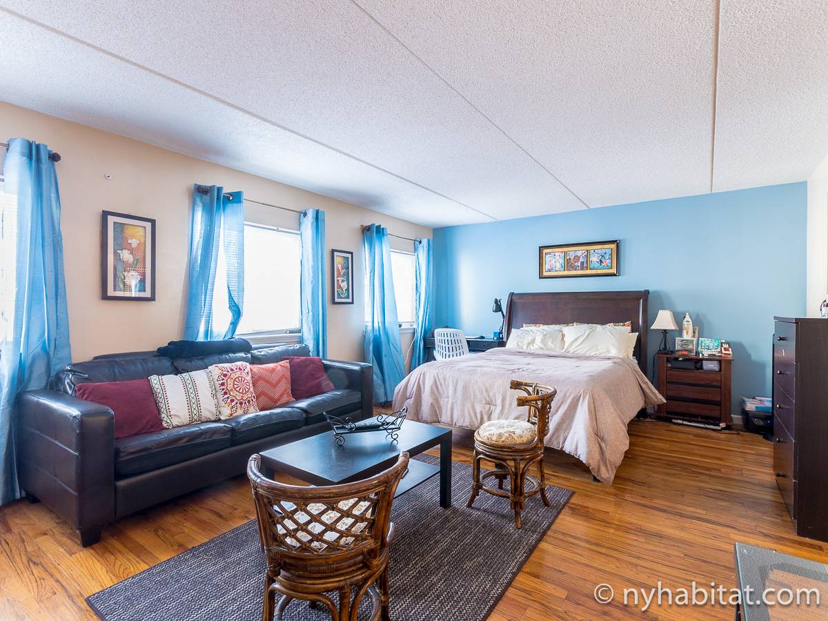 New York - Studio apartment - Apartment reference NY-17370