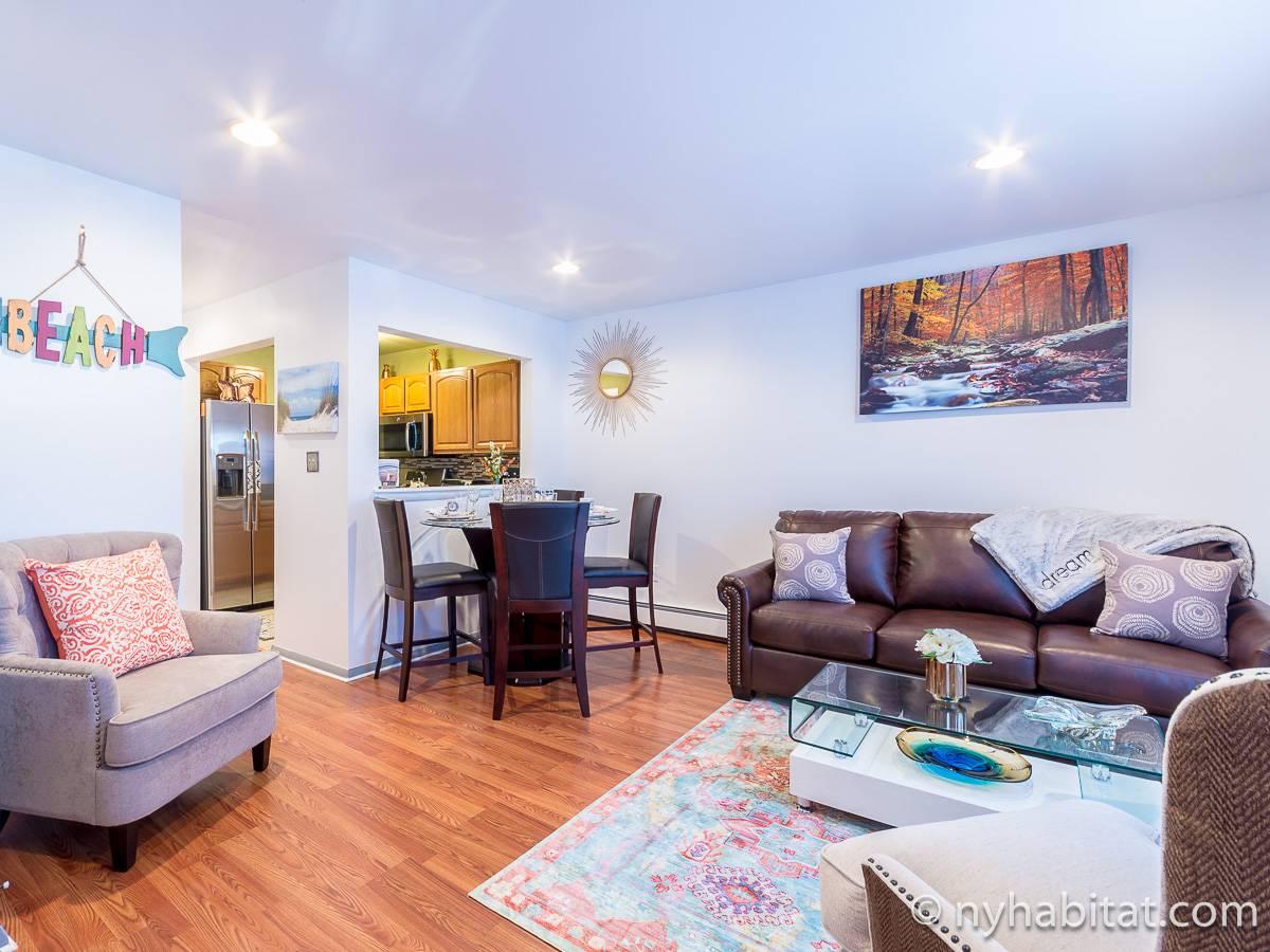 Casa vacanza a new york 2 camere da letto queens ny for New york appartamenti vacanze