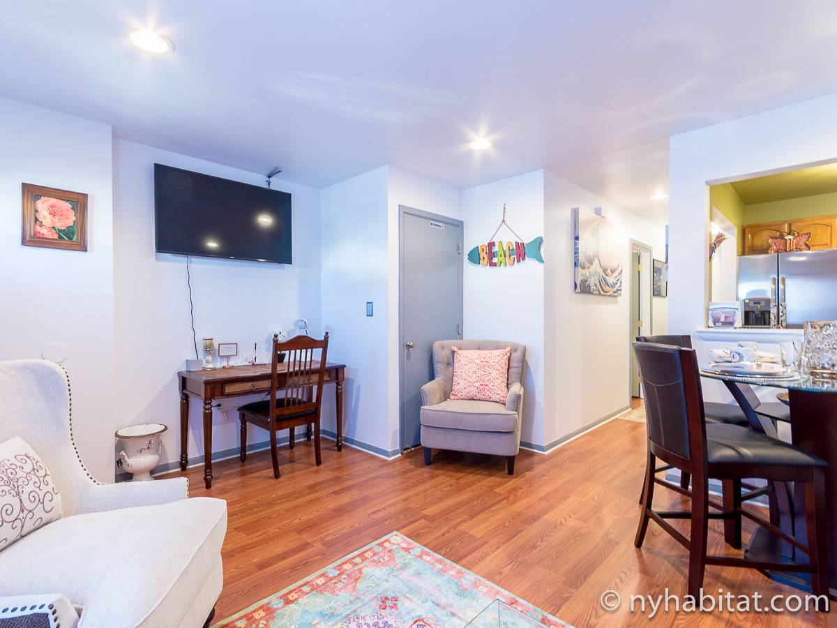 New York Accommodation 2 Bedroom Apartment Rental In Queens Ny 17377