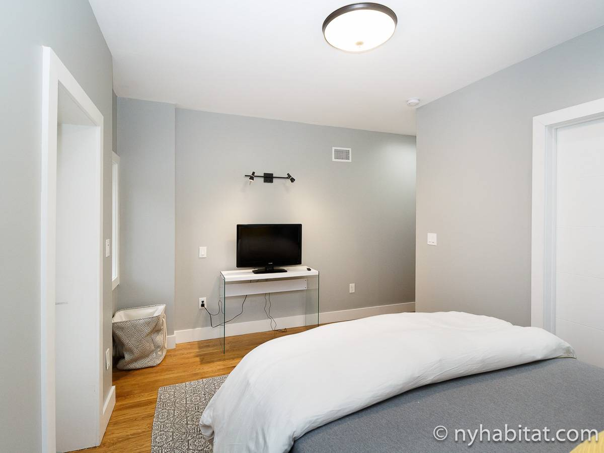 New York T2 appartement location vacances - chambre (NY-17397) photo 3 sur 4