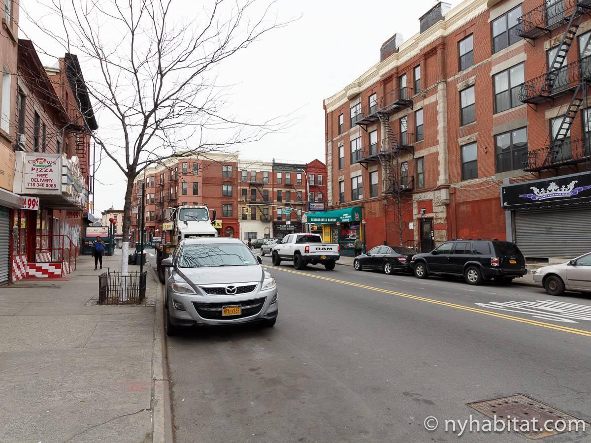 Casa vacanza a new york 1 camera da letto bedford for Stuyvesant ny