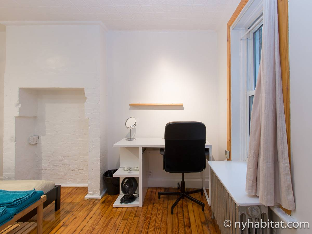 New York T2 appartement location vacances - chambre (NY-17399) photo 5 sur 6