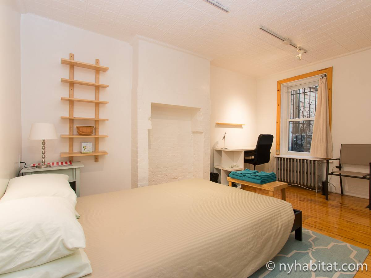 New York T2 appartement location vacances - chambre (NY-17399) photo 1 sur 6