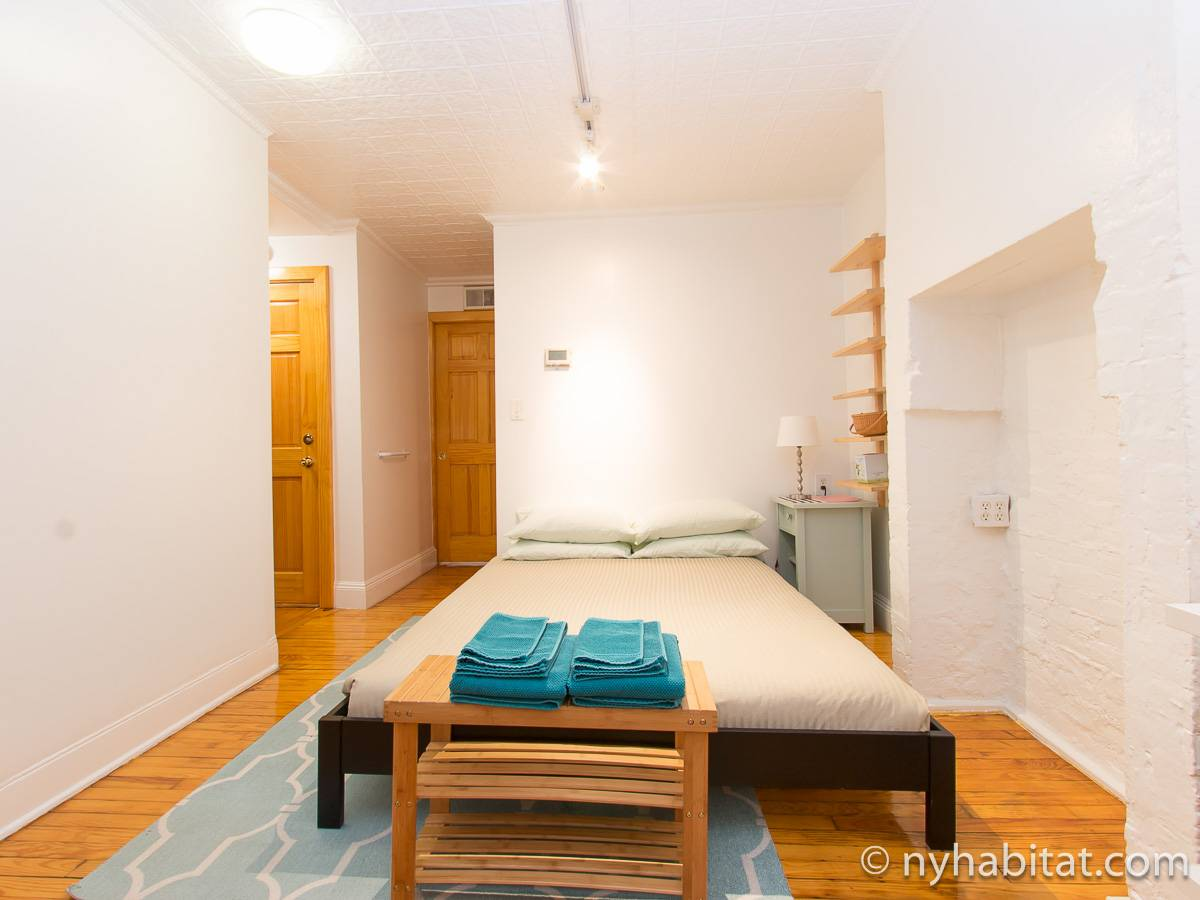New York T2 appartement location vacances - chambre (NY-17399) photo 2 sur 6