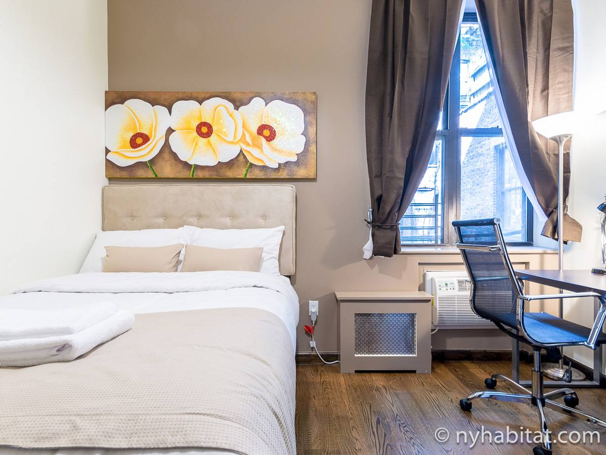 New York T3 logement location appartement - chambre 2 (NY-17405) photo 2 sur 3