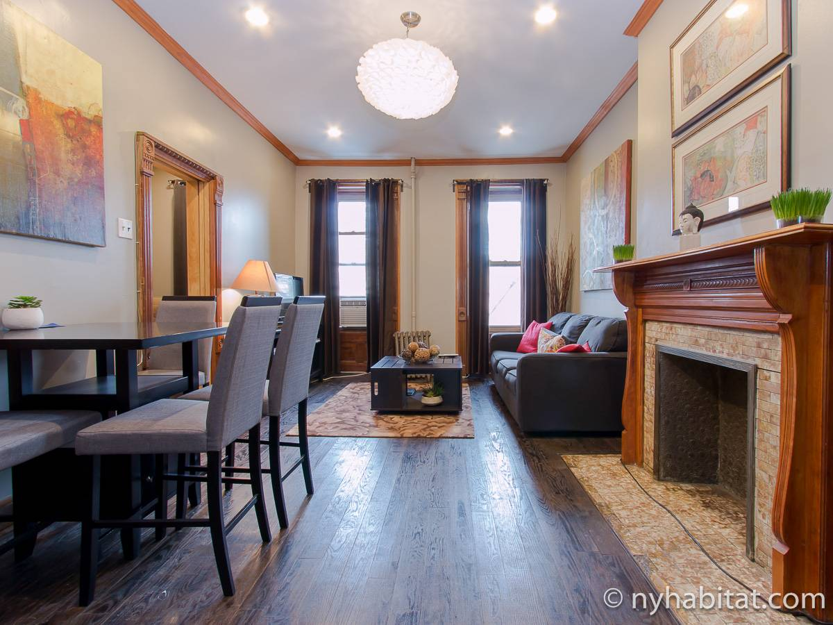 New York - T2 appartement location vacances - Appartement référence NY-17453