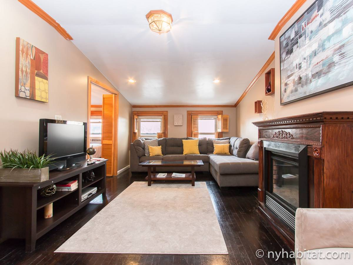 New York - T2 appartement location vacances - Appartement référence NY-17454