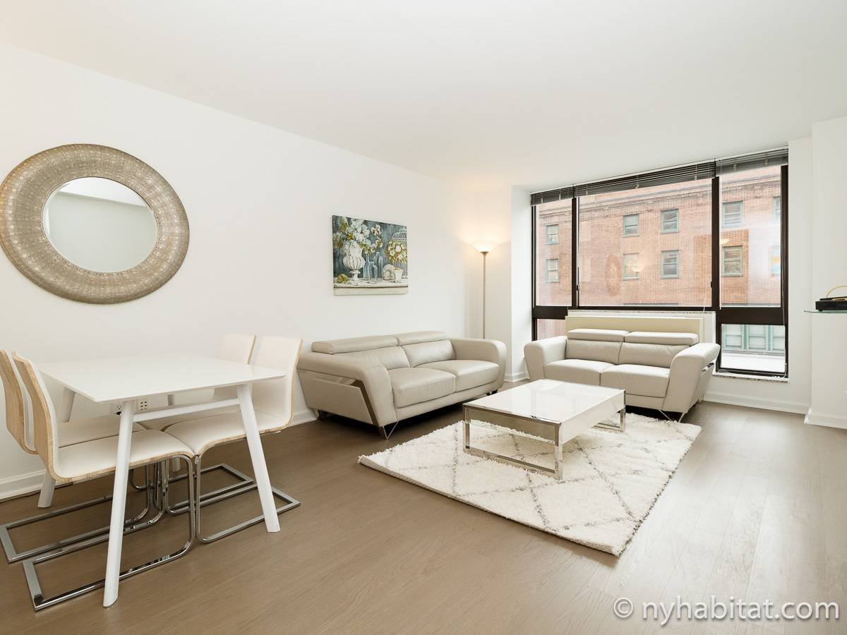 New York - 1 Bedroom apartment - Apartment reference NY-17462