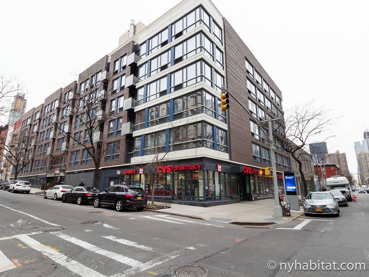 Wohnungsvermietung in new york 3 zimmer midtown west - New york wohnungen ...