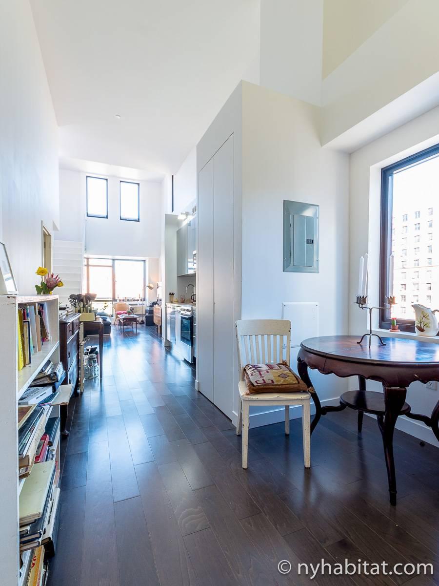Stanza in affitto a new york 2 camere da letto east for Appartamenti affitto nyc