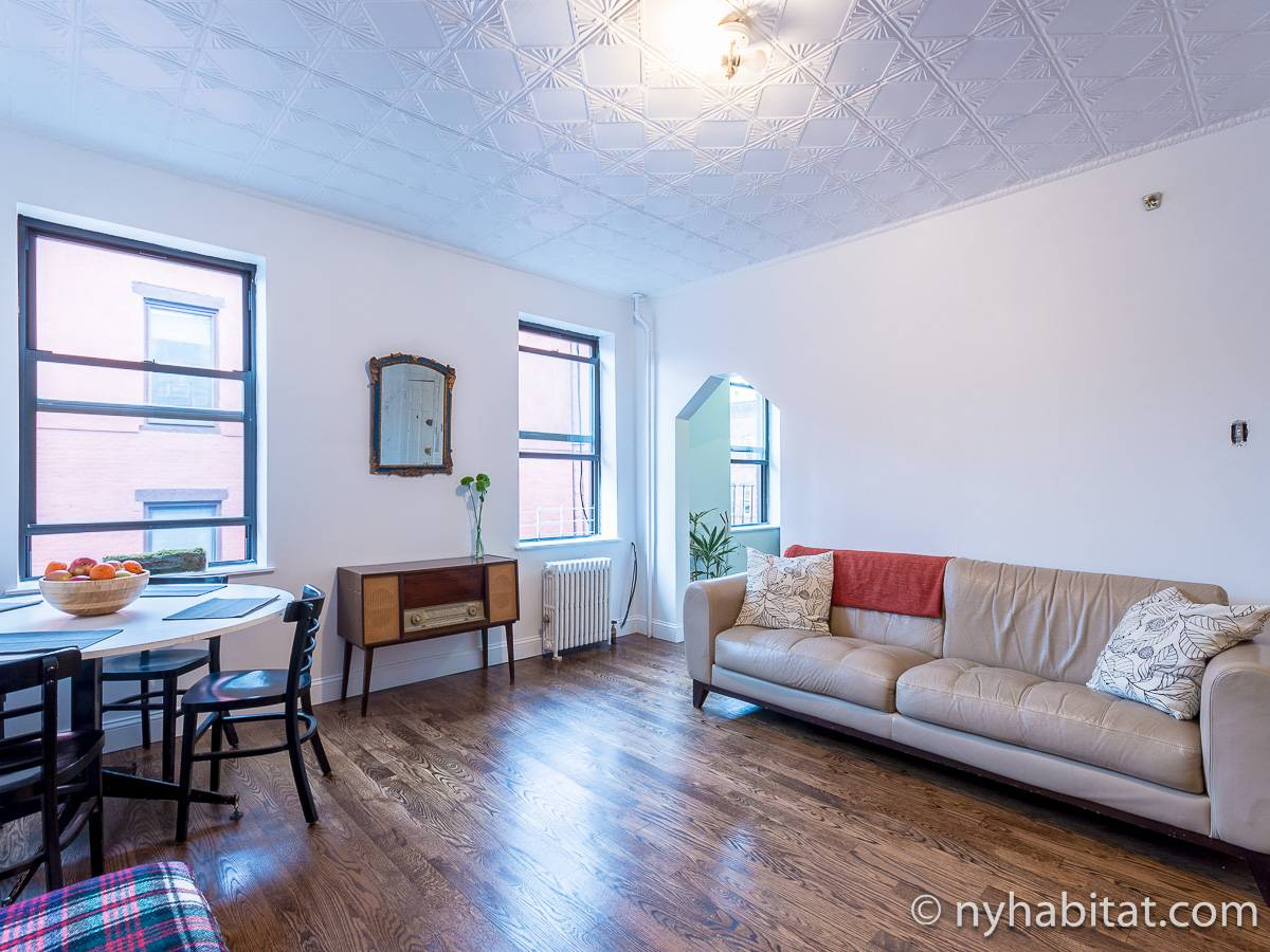 New York - 1 Bedroom apartment - Apartment reference NY-17477