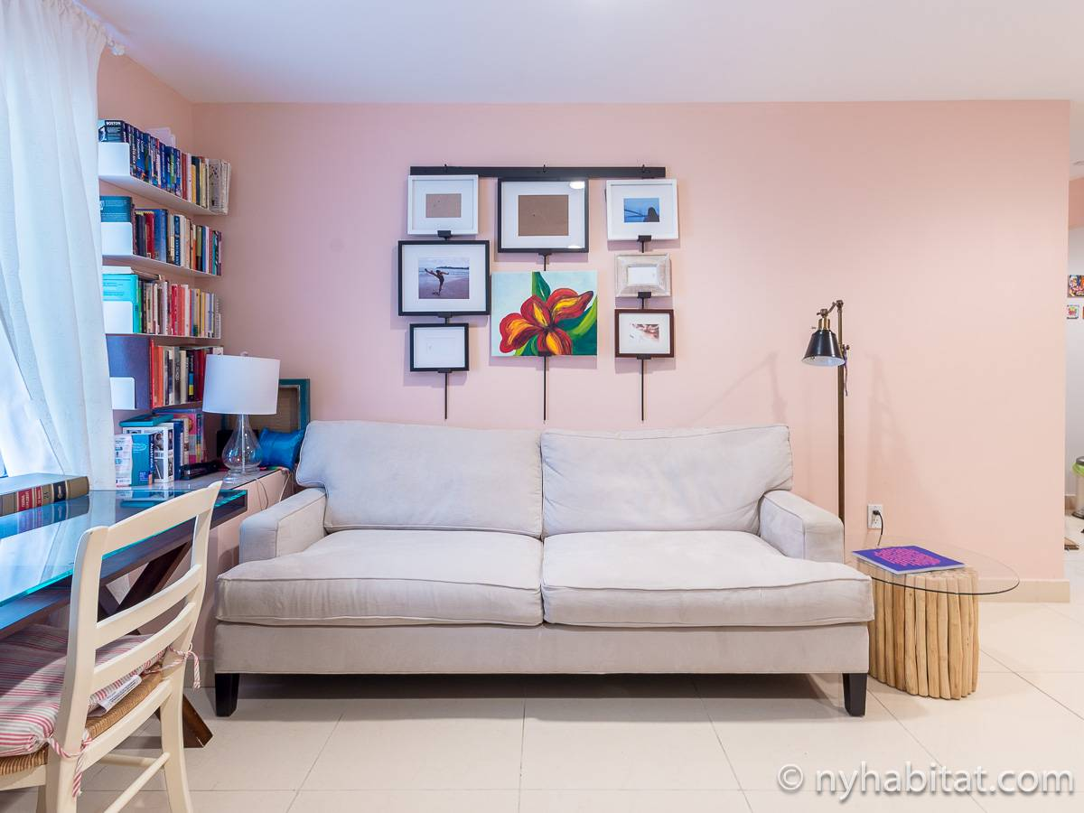 New York - 1 Bedroom apartment - Apartment reference NY-17528