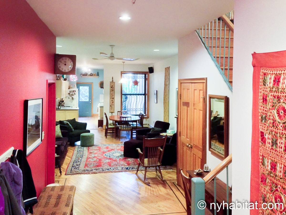 New York - 4 Bedroom apartment - Apartment reference NY-17532