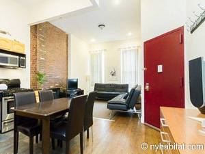 New York - 2 Bedroom apartment - Apartment reference NY-17535