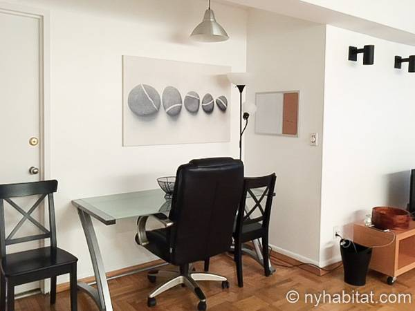 New York 1 Bedroom apartment - living room (NY-2372) photo 1 of 1