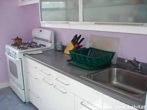 New York 1 Bedroom roommate share apartment - kitchen (NY-2816) photo 3 of 7