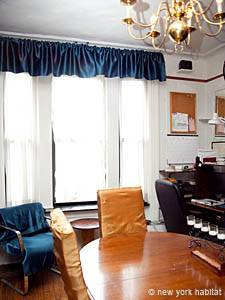New York 3 Bedroom roommate share apartment - living room (NY-5602) photo 10 of 10