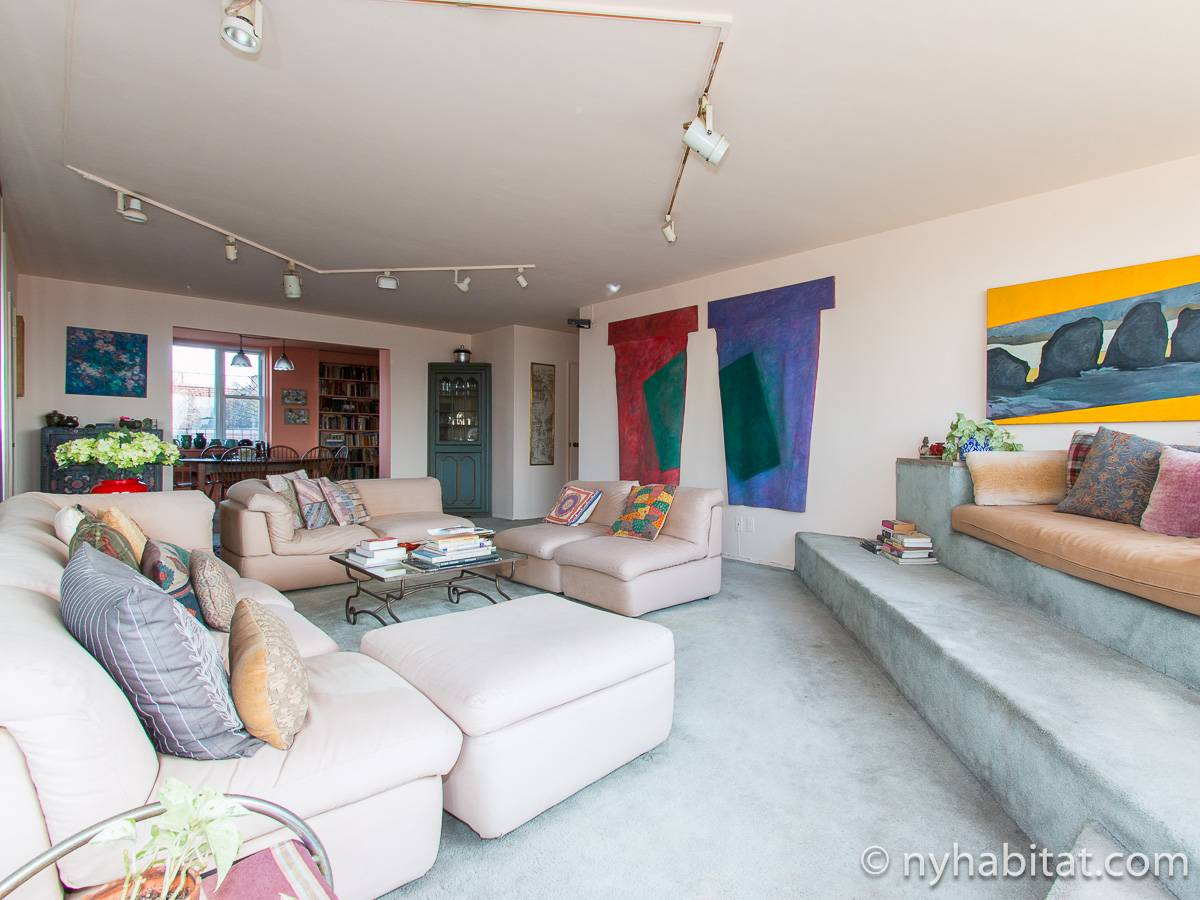 New York Living Room New York Roommate Room For Rent In Greenwich Village 2 Bedroom