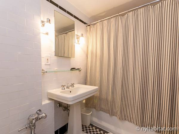 New York Alcove Studio apartment - bathroom (NY-6441) photo 1 of 3