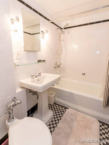 New York Alcove Studio apartment - bathroom (NY-6441) photo 2 of 3
