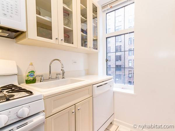 New York Alcove Studio apartment - kitchen (NY-6441) photo 3 of 4