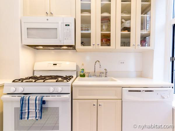 New York Alcove Studio apartment - kitchen (NY-6441) photo 2 of 4