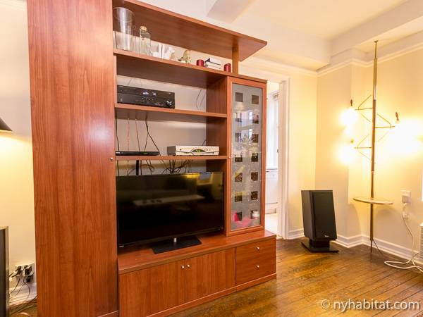 New York Alcove Studio apartment - living room (NY-6441) photo 4 of 9