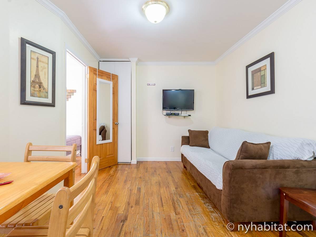 New York Apartment 1 Bedroom Apartment Rental In East