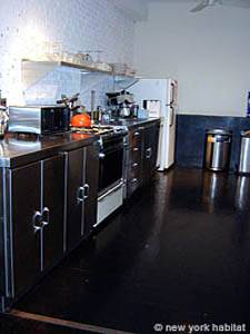 New York T2 - Loft logement location appartement - cuisine (NY-7245) photo 1 sur 1