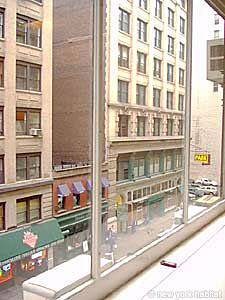 New York T2 - Loft logement location appartement - séjour (NY-7245) photo 7 sur 7