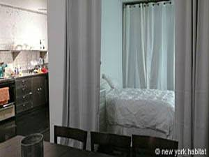 New York T2 - Loft logement location appartement - séjour (NY-7245) photo 4 sur 7