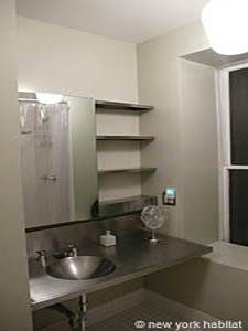 New York T2 - Loft logement location appartement - salle de bain (NY-7245) photo 1 sur 4