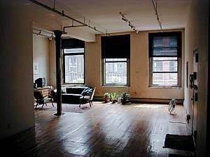 New York Apartment: 1 Bedroom Loft Apartment Rental in Tribeca (NY ...