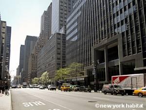 Appartamento a new york monolocale midtown east ny 7735 for Appartamenti midtown new york