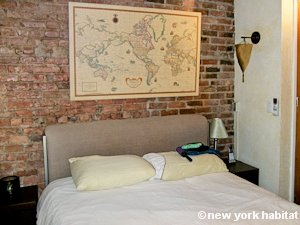 New York 1 Bedroom - Loft apartment - bedroom (NY-8032) photo 2 of 4