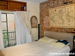 New York 1 Bedroom - Loft apartment - bedroom (NY-8032) photo 1 of 4