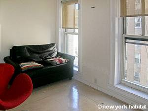 New York 1 Bedroom apartment - living room (NY-8065) photo 2 of 6
