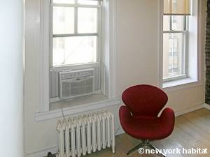 New York 1 Bedroom apartment - living room (NY-8065) photo 4 of 6