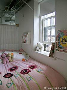 New York 2 Bedroom - Loft apartment - bedroom 2 (NY-8091) photo 3 of 3