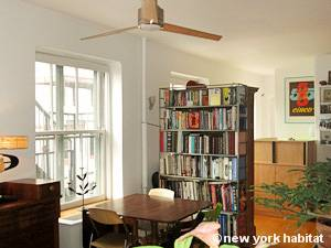 New York 2 Bedroom - Loft apartment - living room (NY-8091) photo 6 of 10