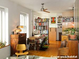 New York 2 Bedroom - Loft apartment - living room (NY-8091) photo 5 of 10