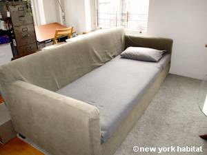 New York 2 Bedroom - Loft apartment - living room (NY-8091) photo 10 of 10