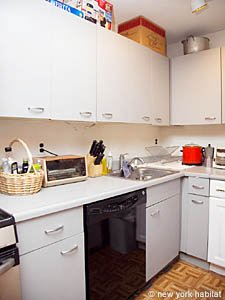 New York T4 - Duplex appartement colocation - cuisine (NY-8114) photo 3 sur 4