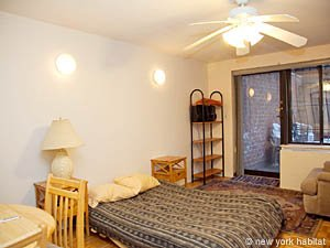 New York 3 Bedroom - Duplex roommate share apartment - bedroom 1 (NY-8114) photo 1 of 4