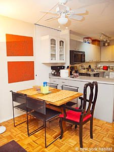 New York 3 Bedroom - Duplex roommate share apartment - living room (NY-8114) photo 4 of 4