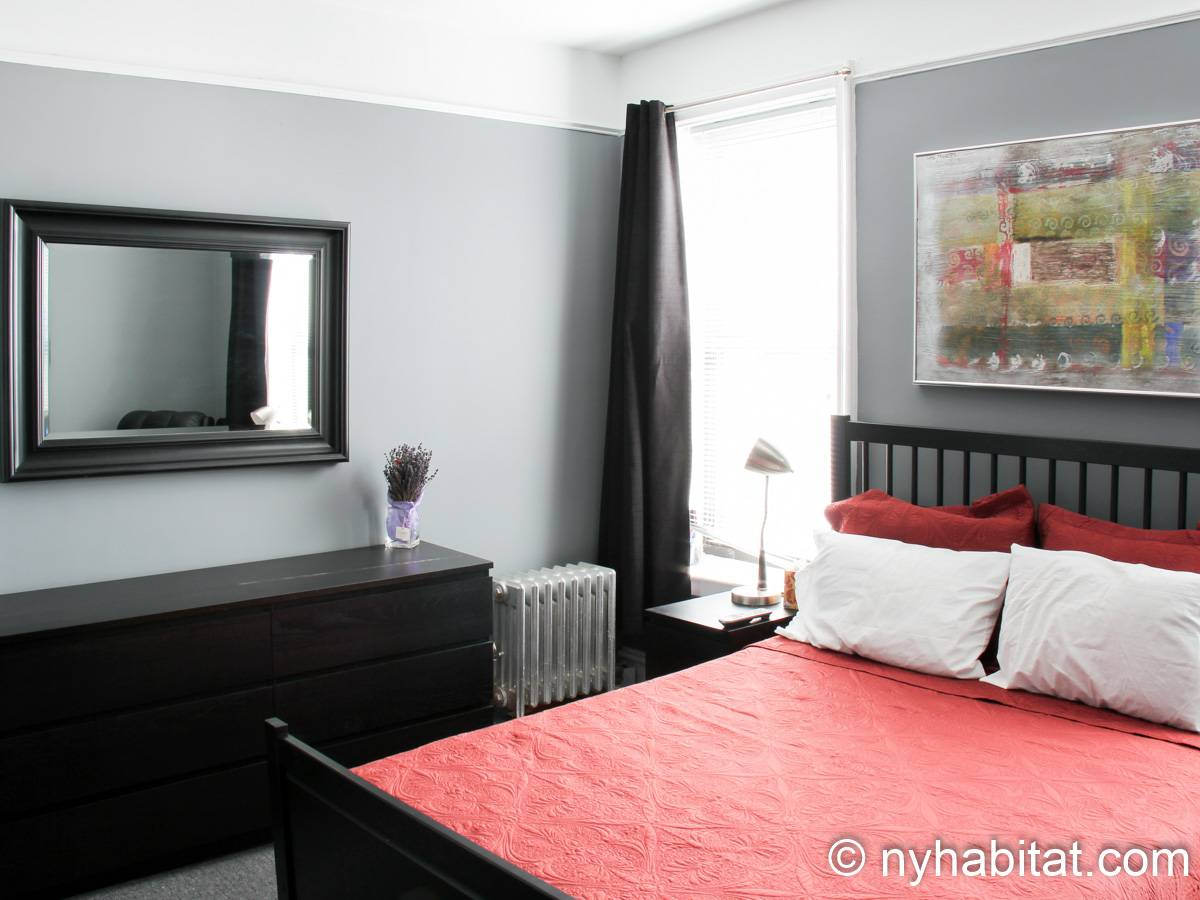 New York 3 Bedroom roommate share apartment - bedroom 1 (NY-8264) photo 2 of 5