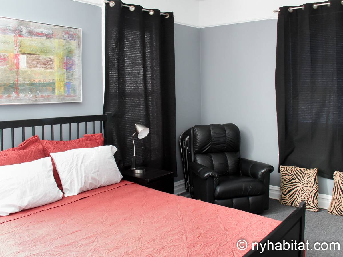 New York 3 Bedroom roommate share apartment - bedroom 1 (NY-8264) photo 1 of 5