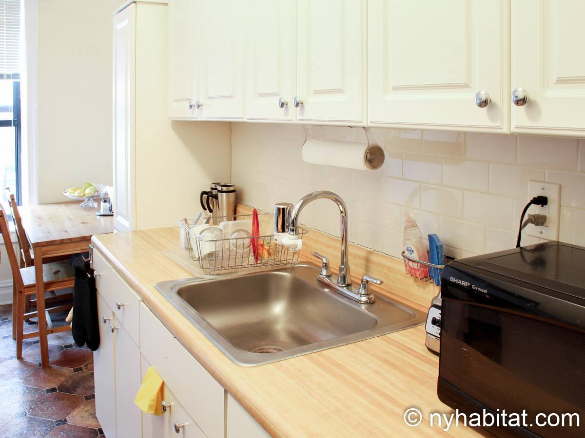 New York 3 Bedroom roommate share apartment - kitchen (NY-8264) photo 3 of 4