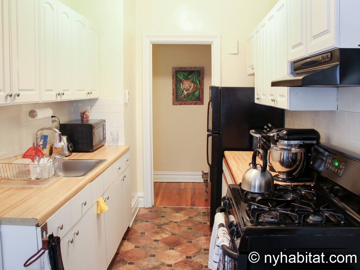 New York 3 Bedroom roommate share apartment - kitchen (NY-8264) photo 2 of 4